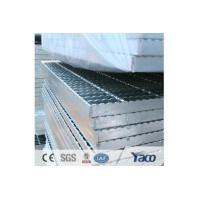 Buy cheap 3'x20' galvanized steel grating with specifica details from wholesalers