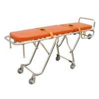 Buy cheap Funeral Aluminum Mortuary Stretcher Cot from wholesalers