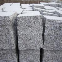 Best China Outdoor Cheap Paving Stone Cobble Stones G603 Grey Granite wholesale