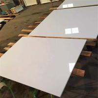 Buy cheap Natural Unique Tumbled White Marble with Black Veins Types Steps from wholesalers