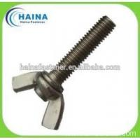 Best hot sale Wing bolt, bolt nut screw, wing bolt and nut wholesale
