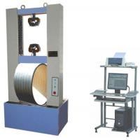 Best WDT-100 WDT-100 plastic pipe load-carrying properties testing machine wholesale