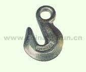 Cheap Eye Grab Hook Self Colored Or Zinc Plated for sale