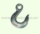Cheap Eye Slip Hook Self Colored Or Zinc Plated for sale