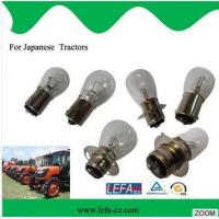 China Japanese Used Tractor Spare Parts Bulb Light Blinker for Kubota Tractors on sale