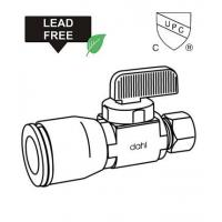 Best 1/4 TURN QUICK-GRIP STRAIGHT VALVE - LEAD FREE wholesale