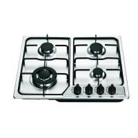 Buy cheap 4 Sabaf Burners Home Electric Kitchen Appliances Gas Cooker from wholesalers