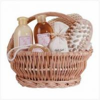 China Ginger Therapy Bath & Body Gift Basket on sale