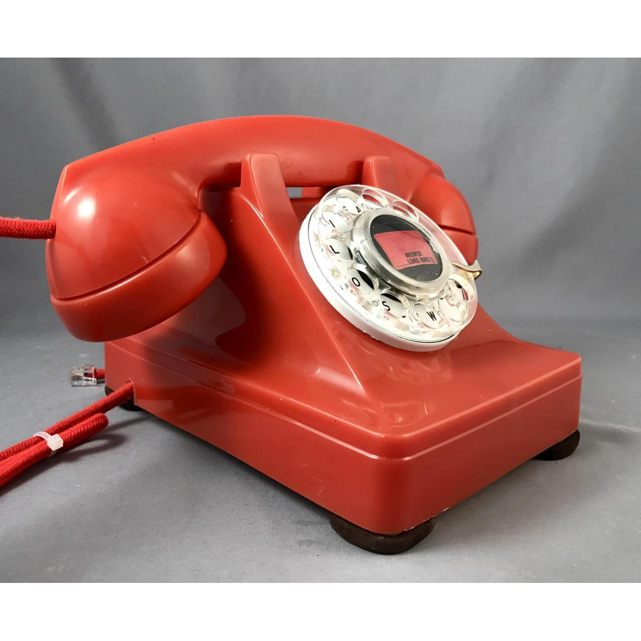Best 302 - Red - Fully Refurbished Antique Phones wholesale