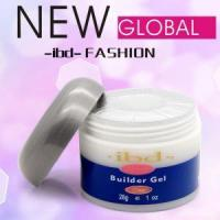 China 2017 Best Selling Strong UV Builder Gel 56g Pink Builder UV Jelly Gel for Nail Extension on sale