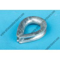 China Wire Rope Thimble BS464 WIRE ROPE THIMBLE on sale