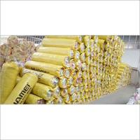 China Glass Wool Insulation Blanket on sale