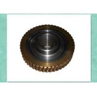 China Worm Gear In Gear Reducer For Controling / Adjusting The Speed Of Motor on sale