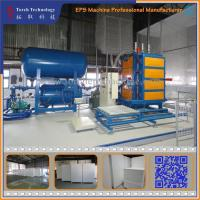 China EPS Block Molding Machine with Vacuum For Insulation Board Building on sale
