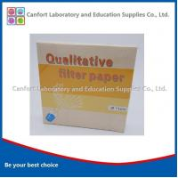 Buy cheap Indicator Paper TP002-5Qualitative filter paper (15cm) from wholesalers