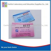 Buy cheap Indicator Paper TP008-2Special indicator paper pH 1.4-3.0 from wholesalers