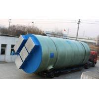 Best The difference between integrated sewage pumping station and sewage treatment plant wholesale