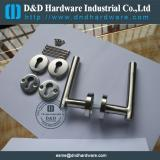 Best Hardware Fire rated /EN 1906 standard hollow/tube lever door handle wholesale