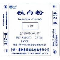 Best R-258 rutile titanium dioxide - suppliers at china factorys wholesale