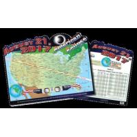 Best American Eclipse Map (Poster) wholesale