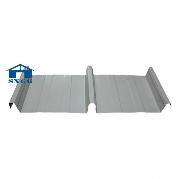 China Standing Seam Or Corrugated Steel Metal Sheet Roofing Panels For Roof Sheets Building Materials