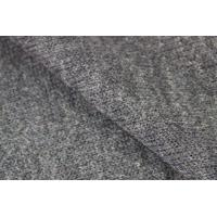 China Wool Jersey Knit Double Faced Wool Fabric Needle Punching Craft on sale