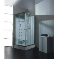 China Personal Easy-installed Prefab Computerized Steam Shower Room for Home Use on sale
