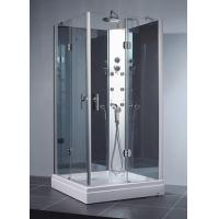 China Custom Square Plastic Hinged Bathroom Showers Made in China on sale