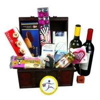 Best China Christmas gift baskets send Christmas gift basket to China NO.55 wholesale