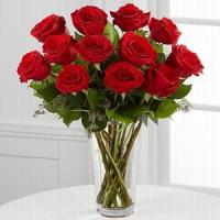 Best Long Stem Red Rose Bouquet NO.2 delivery flower to china wholesale