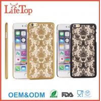 Buy cheap Palace Lace Protective Cellphone Case from wholesalers