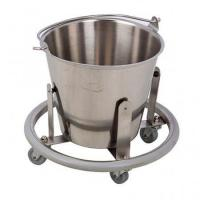 Best Medical Supplies Clinton Industries Stainless Steel Kick Bucket And Frame - SS-170 wholesale