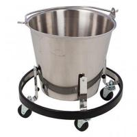 Best Medical Supplies Clinton Industries Stainless Steel Kick Bucket and Frame - SS-160 wholesale