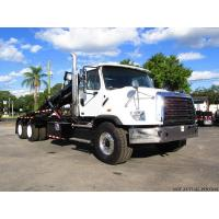 China USED 2017 FREIGHTLINER 114SD ROLL-OFF GARBAGE TRUCK FOR SALE IN GLENMOORE, PA on sale