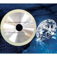 Buy cheap Diamond Wheel For Natural/Synthetic Diamond Cutters from wholesalers