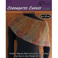 Buy cheap CORRUGATED CURVES Shawl from wholesalers