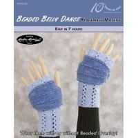 Buy cheap KNITTING PATTERNS BEADED BELLY DANCE Fingerless Mittens from wholesalers