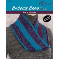 Buy cheap KNITTING PATTERNS BI-COLOR BRAID Cowl from wholesalers