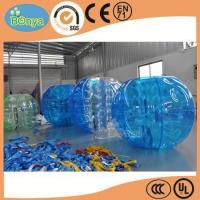 New wholesale reliable quality bubble suit football