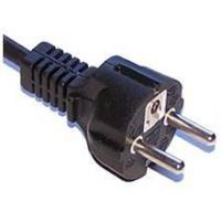 Buy cheap CEE 7/7 European Plug Schuko to Standard ROJ(Remove Outer Jacket) European VDE Mains Cable from wholesalers