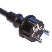 Buy cheap CEE 7/7 European IP44 Plug Schuko to Standard ROJ(Remove Outer Jacket) European VDE Mains Cable from wholesalers