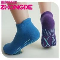 Best Outdoor Wholesale Custom made child trampoline jump socks with Rubber sole wholesale