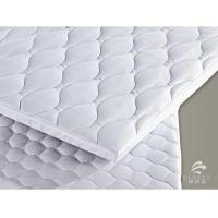 China Bed Linen Star Hotel High Quality Polyester Fiber Quilted Mattress Protector on sale