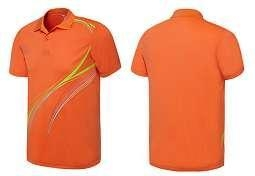 Cheap quick dry polo shirts 100% Polyester Quick Dry Short Sleeve Sports Polo Shirt for sale