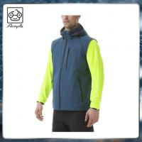 Cheap 2016 Latest Design Mens Sleeveless Softshell Jackets for sale