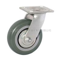 Buy cheap Heavy-duty Arcuate High-Elastic TPR Caster from wholesalers