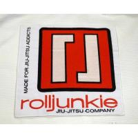 China Square Rolljunkie BJJ Patch Sold Out - $10.00 on sale