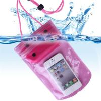 China PVC Waterproof case PVC waterproof mobile phone pouch on sale