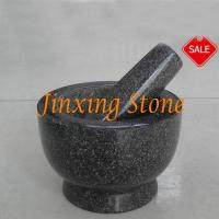 Best Polished Granite Stone Mortar and Pestle/Stone Herb and Spicy Tool Mortar and Pestle Granite wholesale