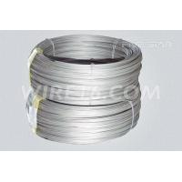 Buy cheap Zinc Aluminum alloy Wire from wholesalers